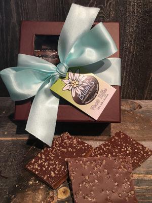Blüml's artisan chocolate by Daniela, Steamboat Springs, colorado